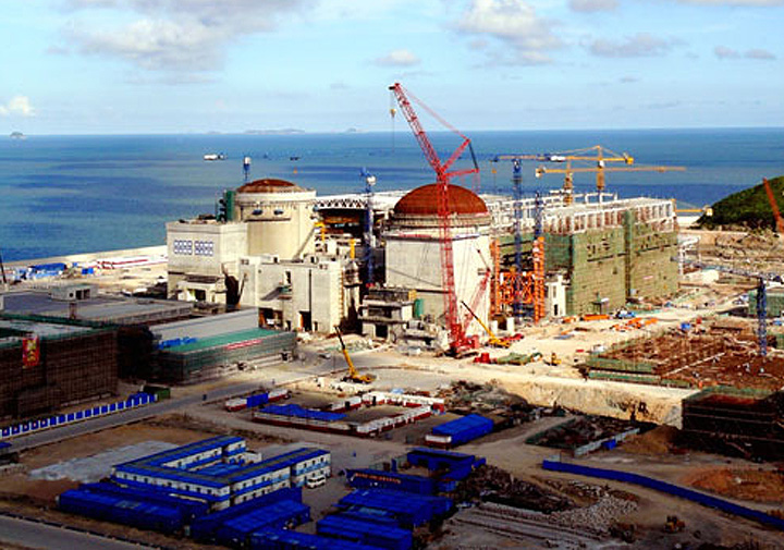 Fujian Ningde Nuclear Power Station